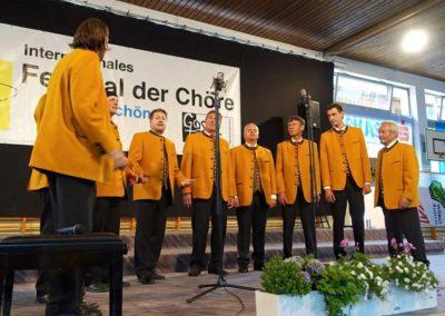 Festival der Chöre Wildschönau 2015